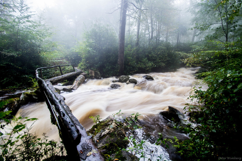 Ramsey Creek, 10-11-18