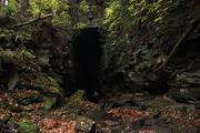 Abandoned rail tunnel #14 Huntsville TN