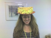 edith as minnie pearl from hee haw