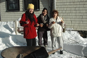 Snow Day Smores on Sheridan Street