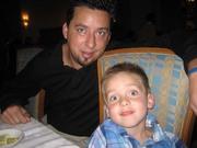 Micah & Daddy 2007