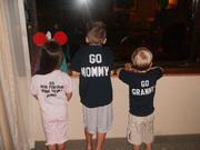 B, Micah, and Grannyboy 2007
