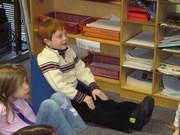 hamstring stretch chair