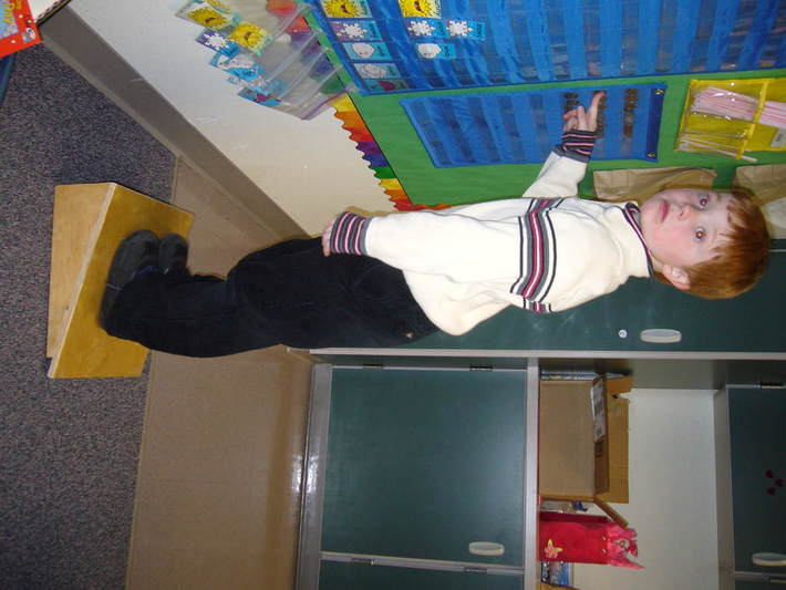 wedge at school