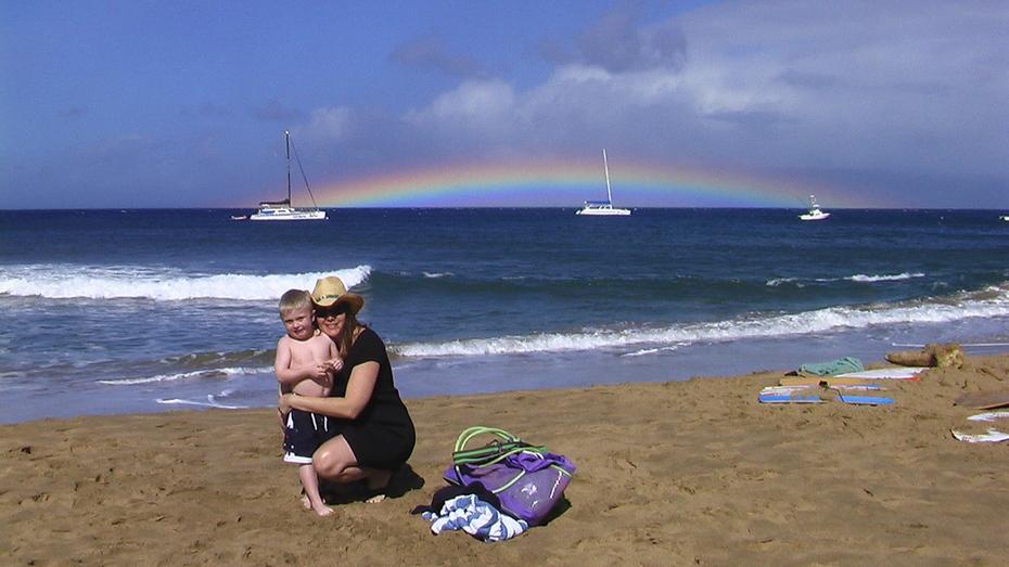 Daniel and Jean - Maui