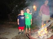Mark & AJ, 4th of July