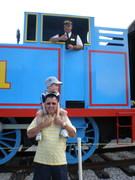 thomas the train chattanooga, tn summer 2008