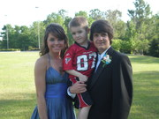 sister brittany's junior prom