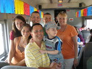 thomas the train gang chattanooga, tn summer 2008