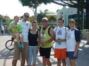 Me, Jed, Sarah, Dad, Robert &  Mommy