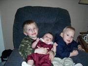 My 3 babies