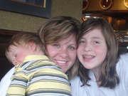 Tina, Sarah, and Georgie