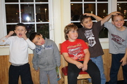 Our silly boys
