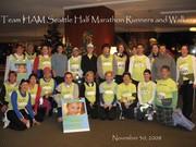 half-marathon group