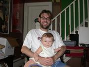 Scott & niece