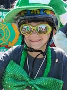 Mark all ready for the parade
