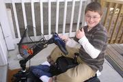 "Ryan's ""Go-Cart""!"