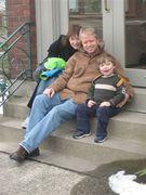 2-7-09 Char, Dan & Will 004