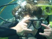 Shark Bait Boys Sea World Dive - 12-14 Dec 08 Dive 2 058 1
