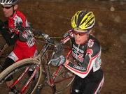 Katie Compton racing in Colorado against the boys