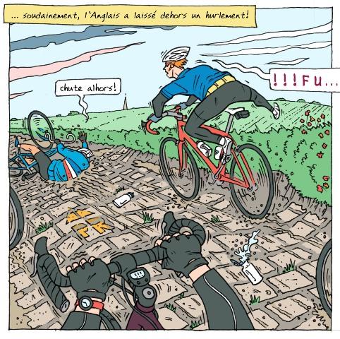 Paris Roubaix Artwork