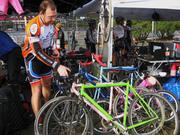 BASP2 Morgan wonderin if he really did bring all those bikes by JSuzuki