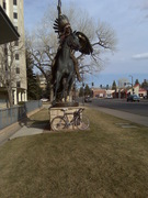 Front of Washakie