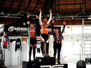 Podium for B Women at NBX Day 2