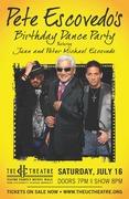 Pete Escovedo's Birthday