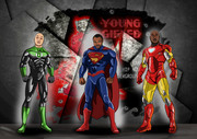Young Gifted Superhero Pic