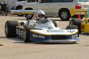 Corona Car on Pit Lane Pole