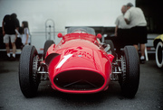 VRL website - Old Maserati - head on