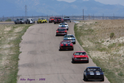 2008 RMVR Trans Am Invitational Races