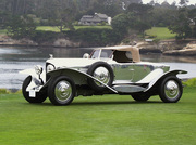 Pebble Beach - 1928 Bentley 6 1-2 Litre Open Two Seater
