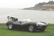 Pebble Beach - 1954 Jaguar D-Type Open Two Seater