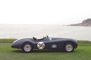 Pebble Beach - 1951 Jaguar XK 120 Open Two Seater