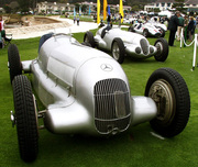 Pebble Beach - 1934 Mercedes-Benz W25 Grand Prix