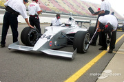 Before qualifying at TMS, Ryan Hampton in IPS