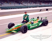 Cheever at Indy '96