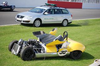 HSCC 0800000024Brands Hatch and Silverstone crash 08