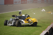 HSCC 0800000015Brands Hatch and Silverstone crash 08