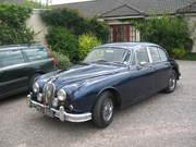 1961 Jaguar 3.8 MK2 Historic Rally Car