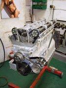 Aston Martin Blown 4.5ltr engine