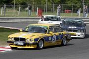 XJ40 at Brands 2009 finished 3rd