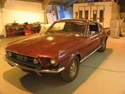 1967 Mustang GTA