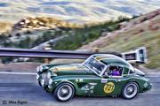 2010 Pikes Peak Hill Climb - Digital Art