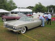 Preparing 1960 Cadillac Eldorado Biarritz Convertible Winner 2012 Greenwich Concours d'Elegance