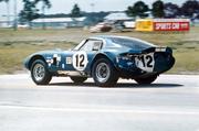 Shelby Cobra Daytona Coupe at Sebring 1965
