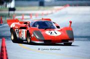 Winning Ferrari 512S at Sebring 1970