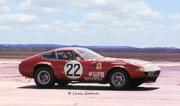 NART Ferrari 365 GTB/4 at Sebring 1972